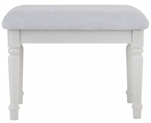 Manhattan Grey Bedroom  Stool